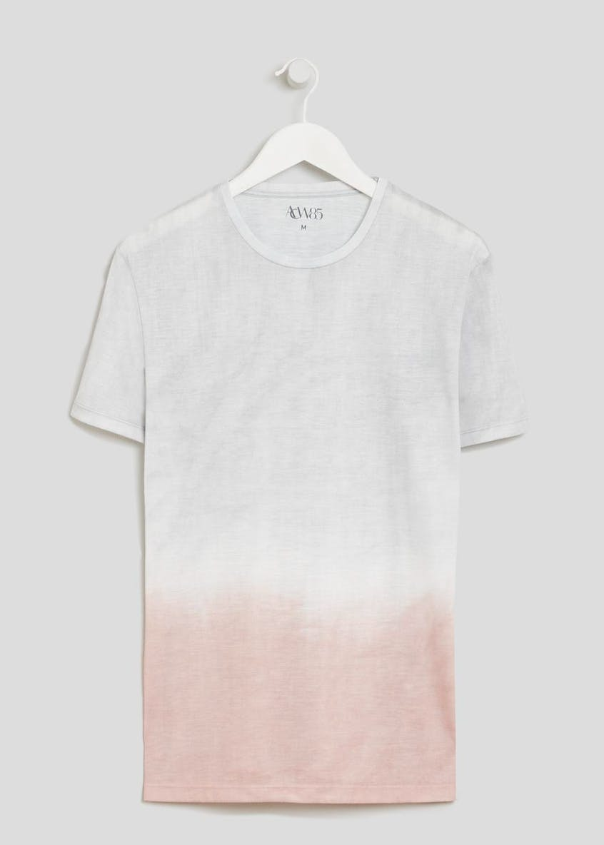 Sublimation Print Gradient T-Shirt