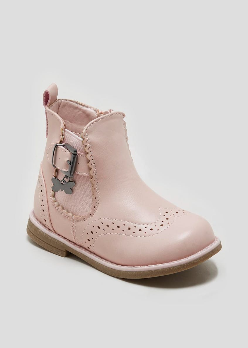 Girls Chelsea Boots (Younger 4-12)