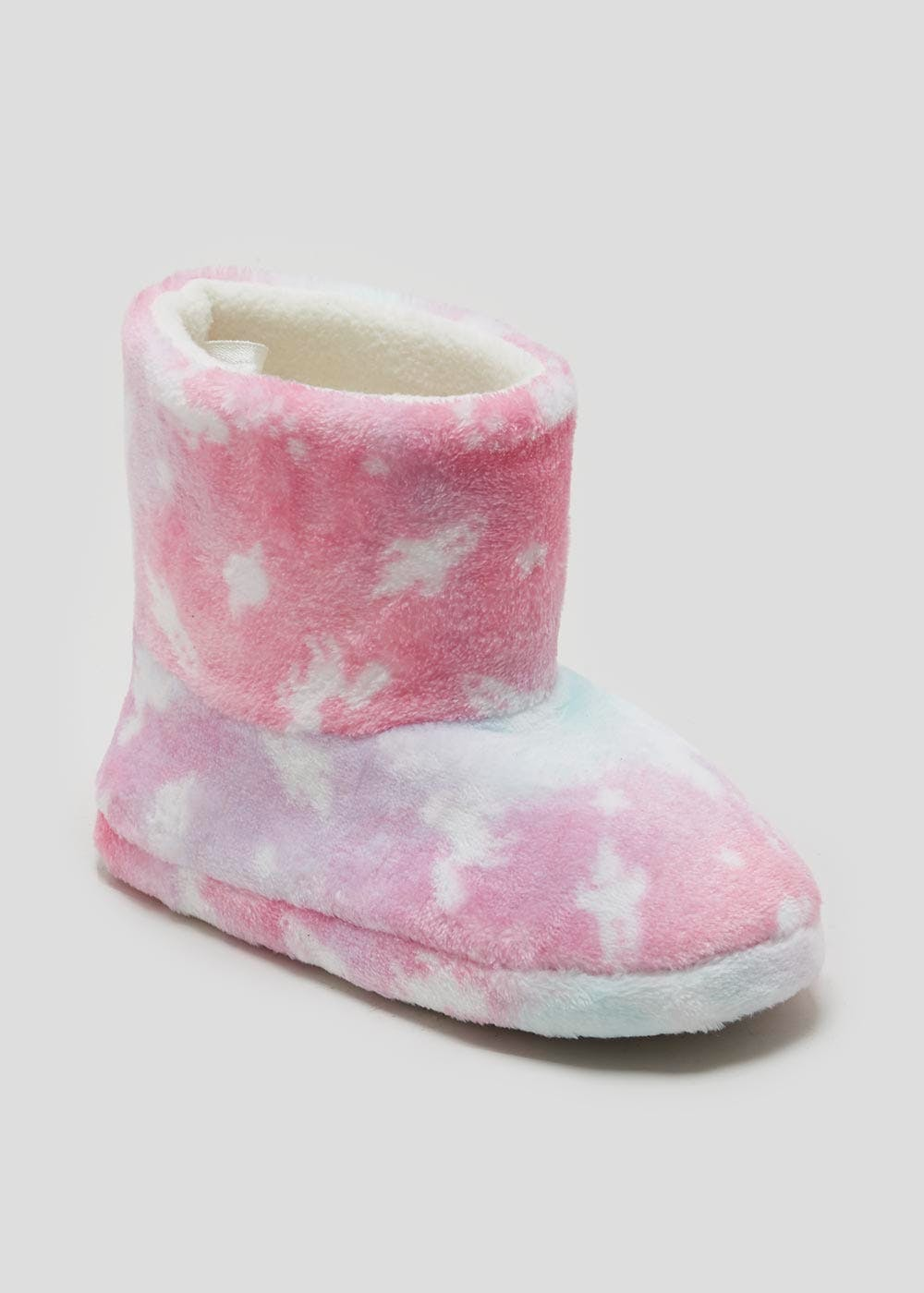 ed6ced8b5 Girls Unicorn Slipper Boots (Younger 10-Older 5) – Pink – Matalan