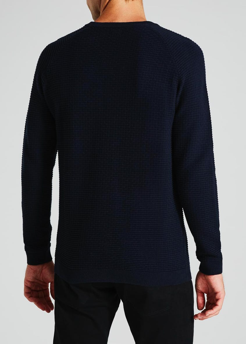Ladder Stitch Jumper