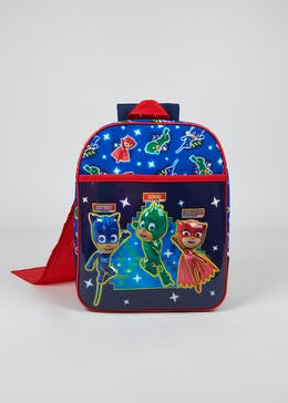 Kids PJ Masks 3D Cape Backpack (One Size)