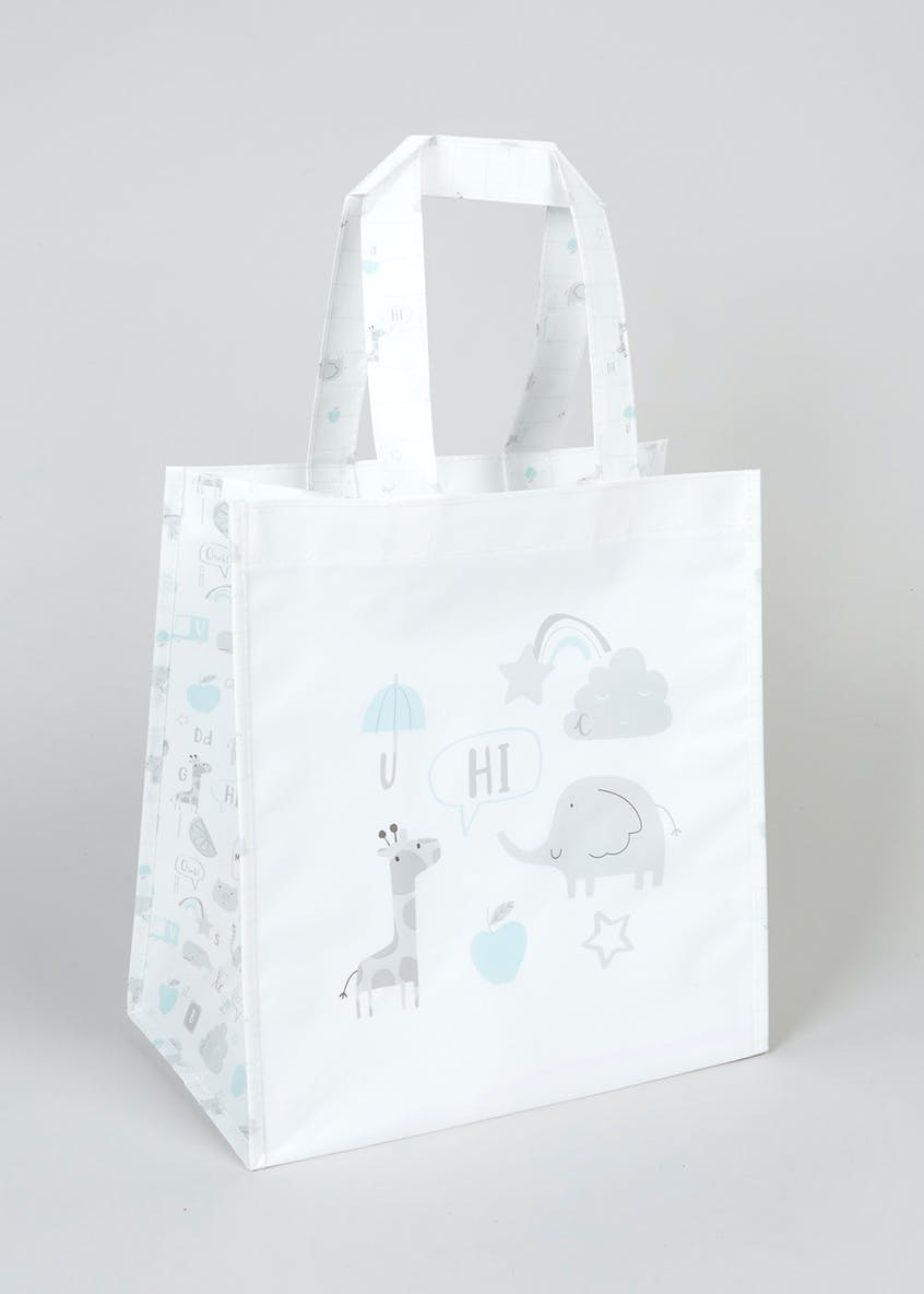 Elephant & Giraffe Gift Bag