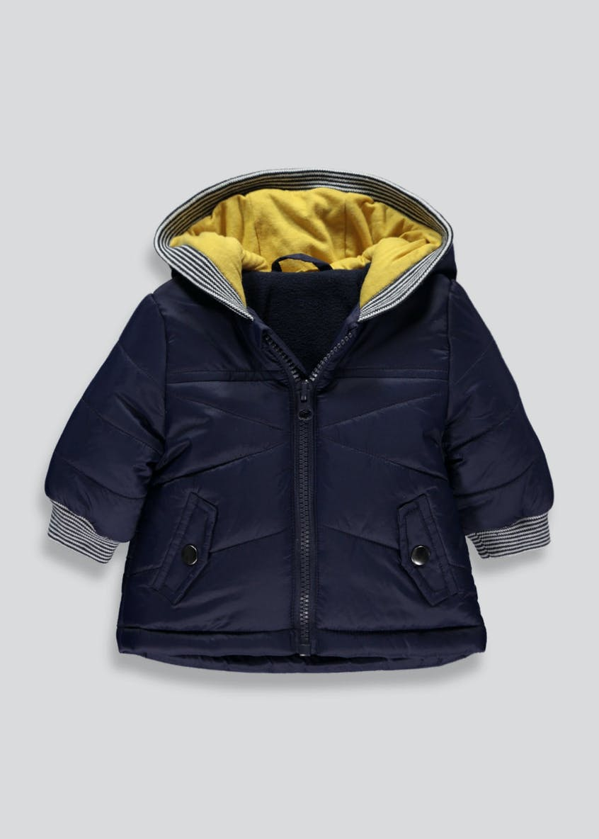 Unisex Quilted Jacket (Tiny Baby-18mths)