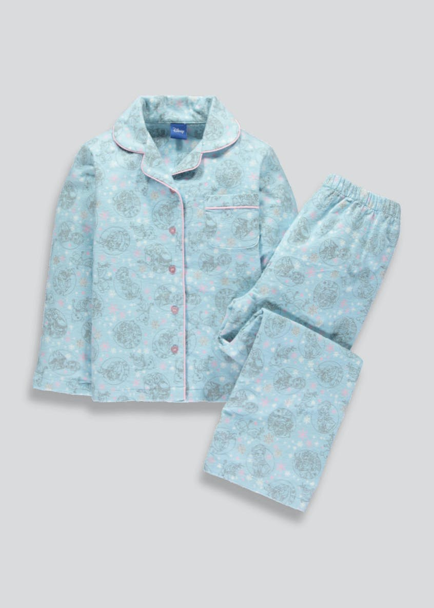 Kids Disney Frozen Elsa Pyjama Set (2-9yrs)