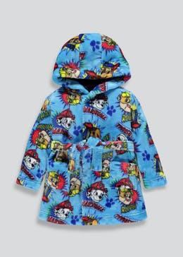 Kids Paw Patrol Dressing Gown (12mths-6yrs)