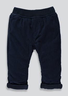 Boys Cord Trousers (Newborn-18mths)