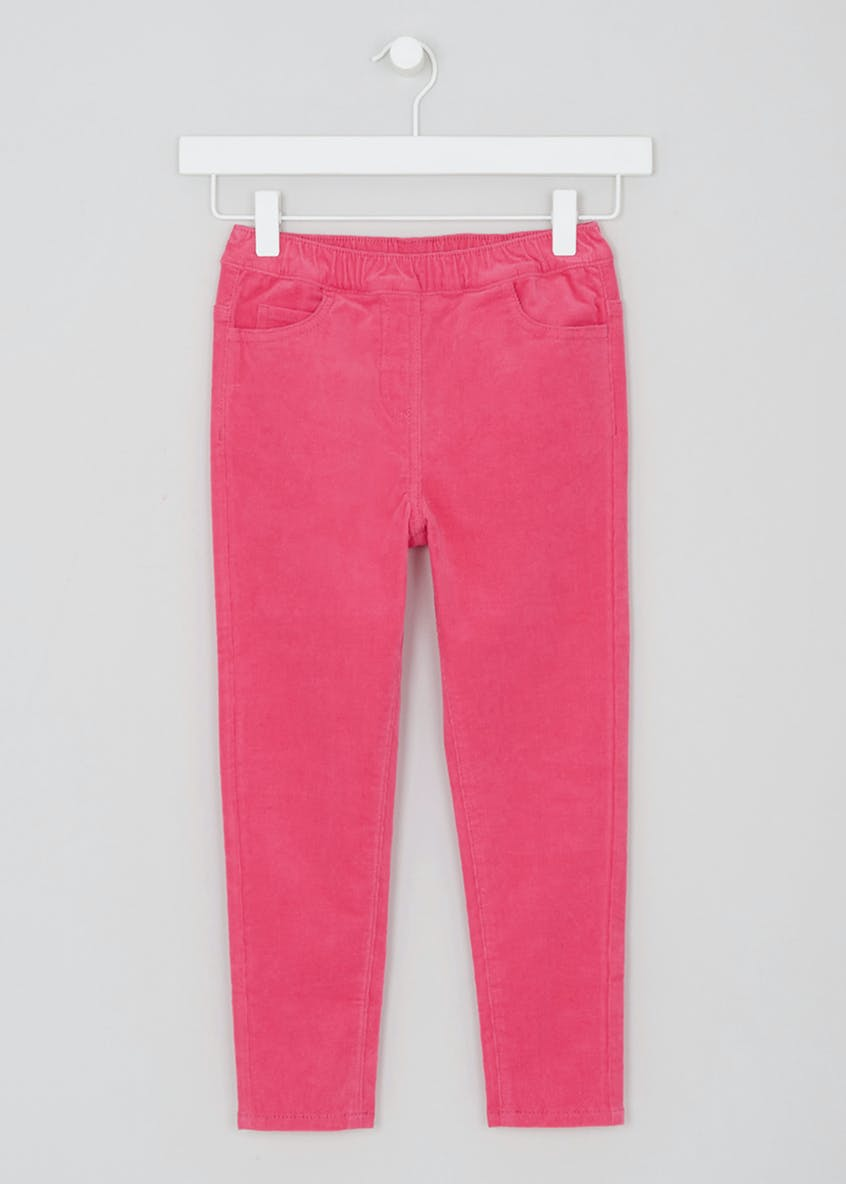 Girls Cord Jeggings (4-13yrs)