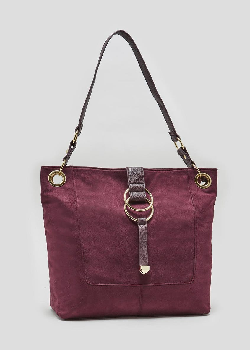 Double Ring Slouch Bag