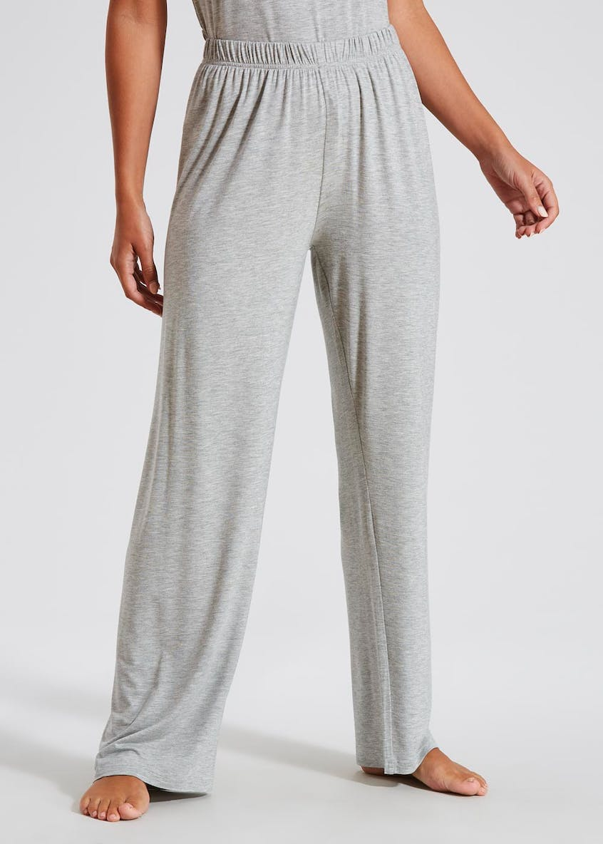Wide Leg Pyjama Bottoms