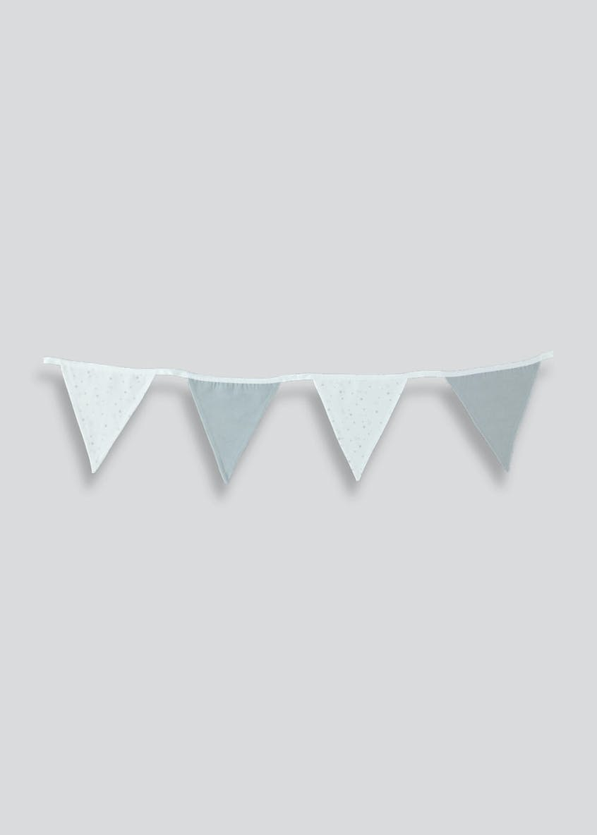 Star Print Bunting (One Size)