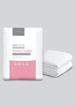 Sleep Solutions Simply Sleep Mattress Protector
