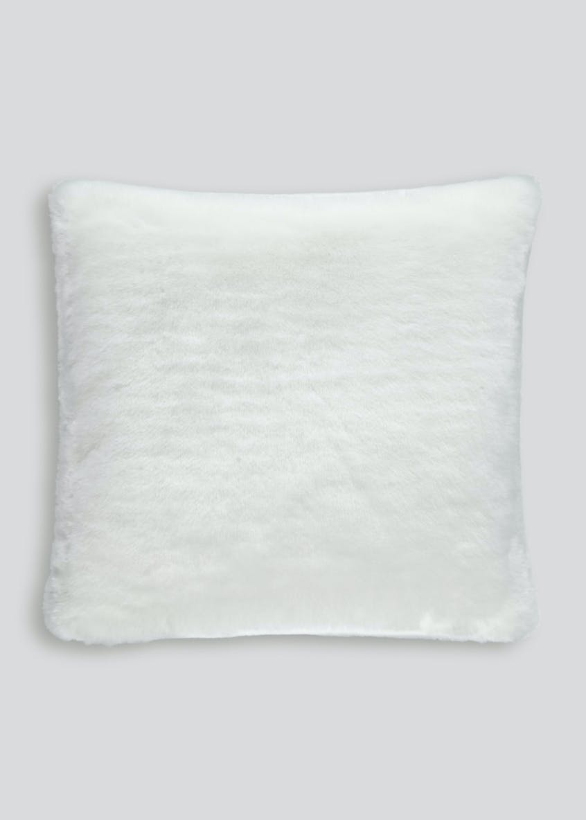Luxury Faux Fur Cushion (48cm x 48cm)