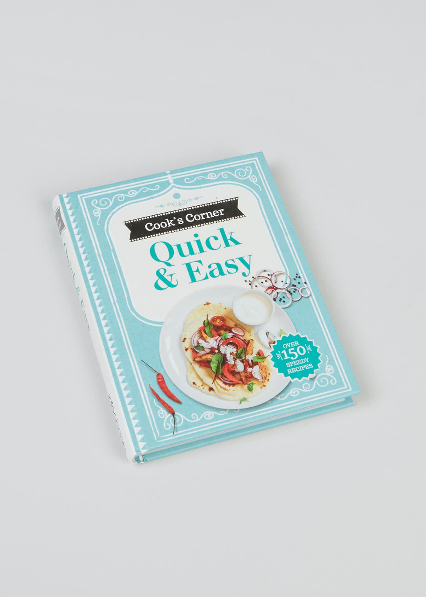 Quick & Easy Cookbook