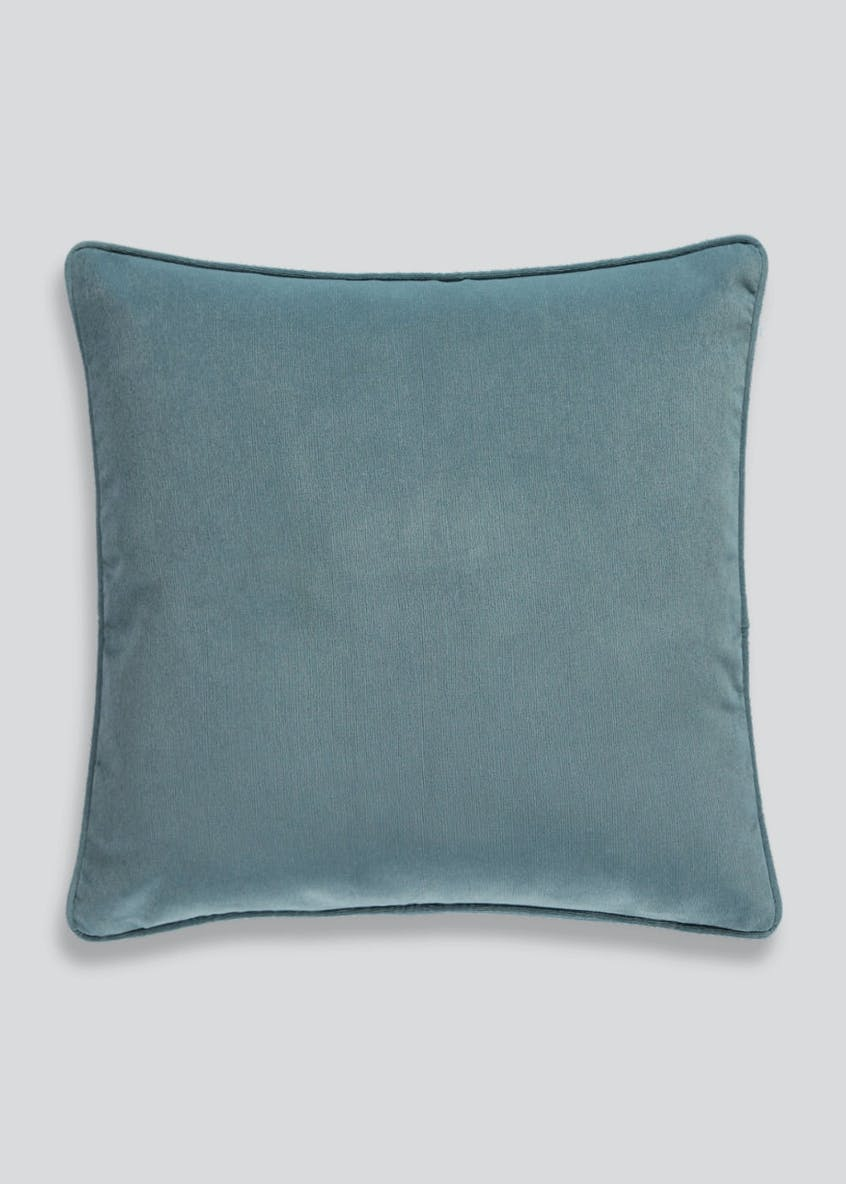 Velour Cushion (46cm x 46cm)