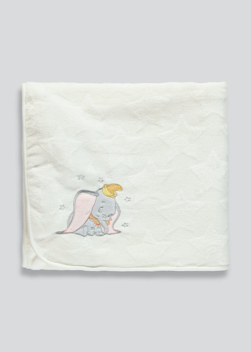 Disney Dumbo Fleece Baby Blanket