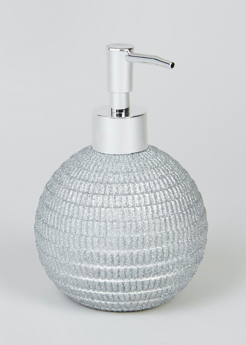 Glitter Soap Dispenser (33cm x 17cm)