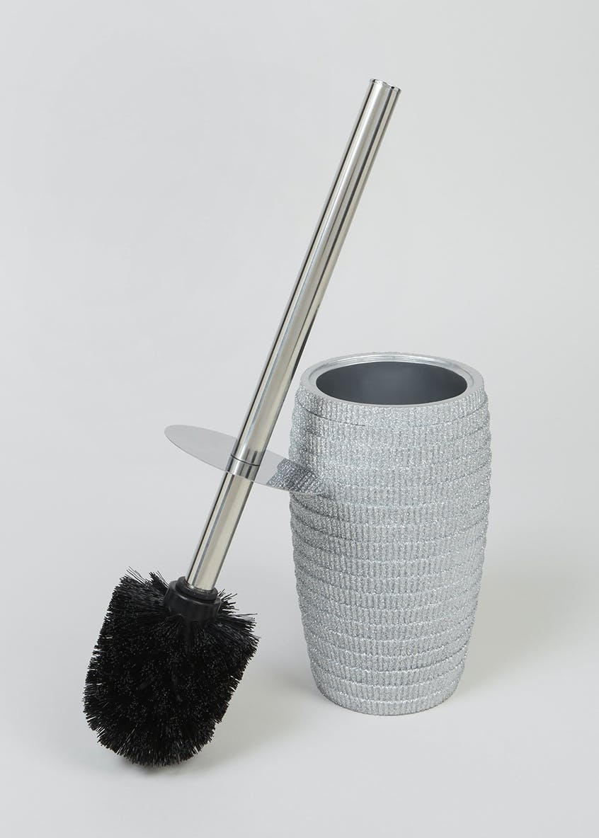 Glitter Toilet Brush (38cm x 35cm)