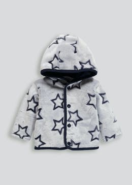 Kids Star Fleece Jacket (Newborn-18mths)