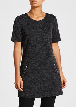 Formal Textured Tunic