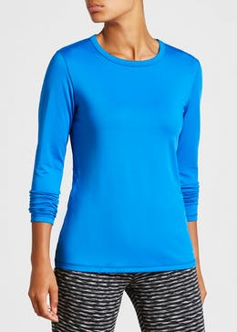 Souluxe Perforated Gym T-Shirt