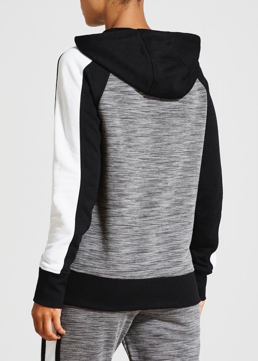 Souluxe Overhead Panel Sports Hoodie