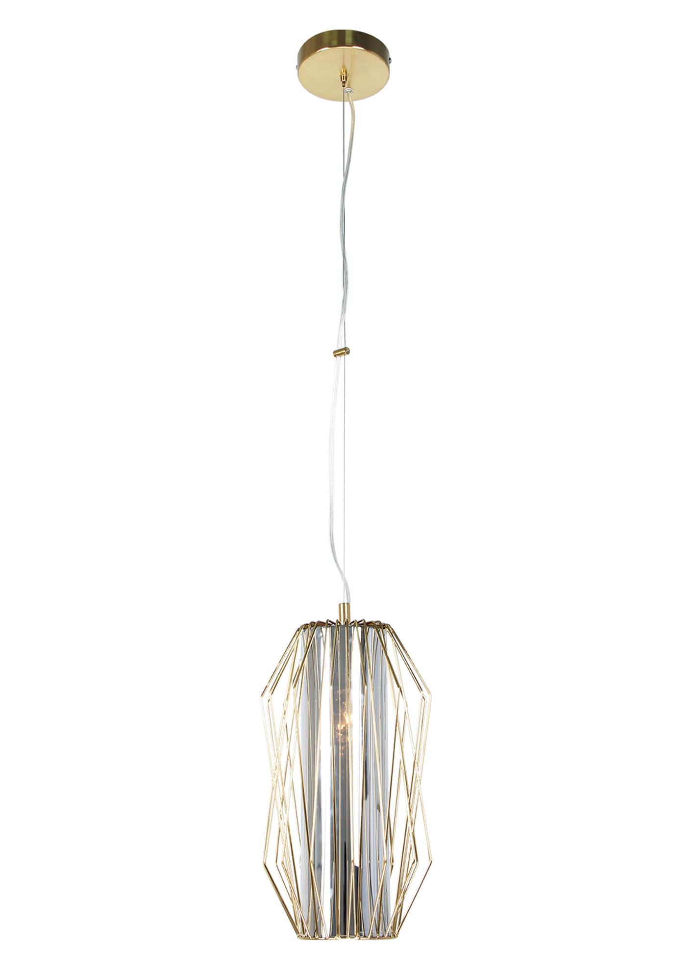 Lighting Floor Table Lamps Ceiling Lights Matalan Wiring A Kitchen Light Fitting Hector Wire Pendant H140 60cm X W19cm
