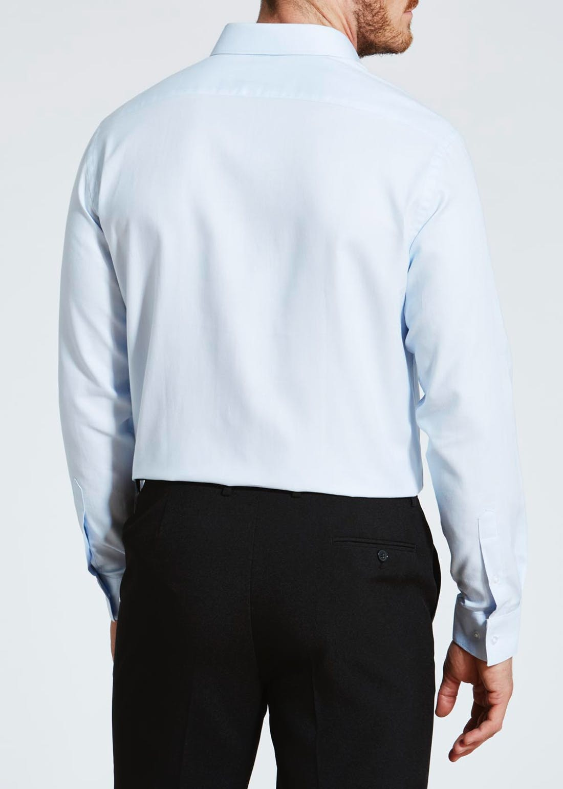 Taylor & Wright Regular Fit Long Sleeve Oxford Shirt