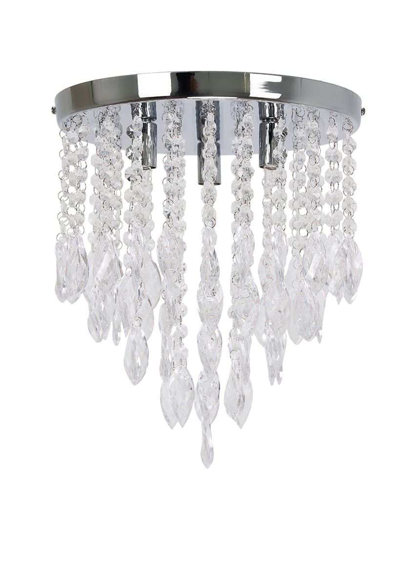 Orla Flush Pendant Light (H33cm x W30cm)