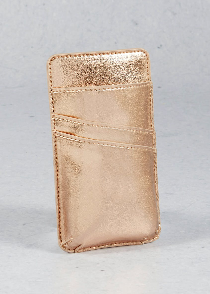 Rose Gold Phone Holder (16cm x 9cm x 2cm)