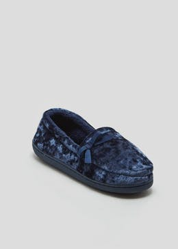 Velvet Full Slippers