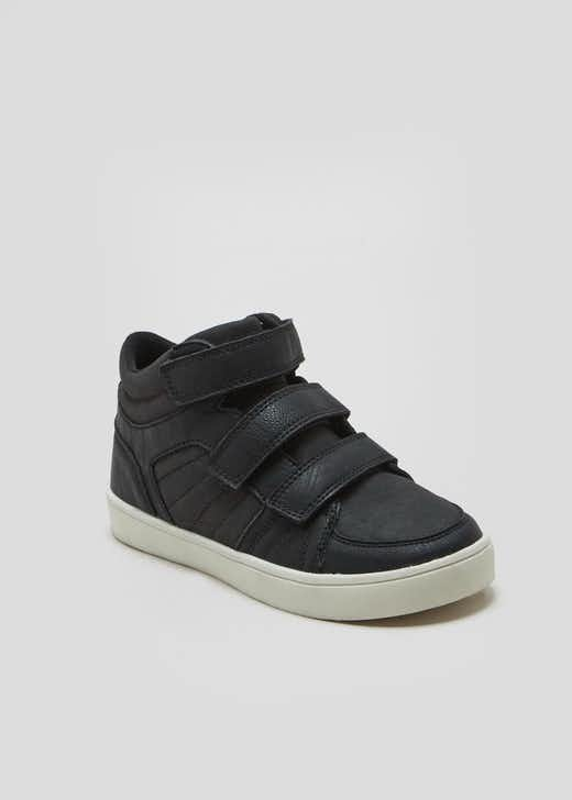 Boys High Top Trainers (Younger 10-Older 6)