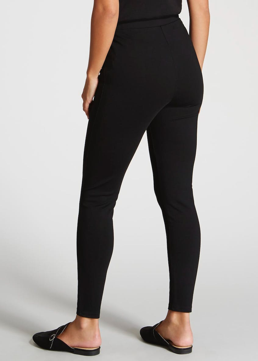 Zip Body Shaper Leggings