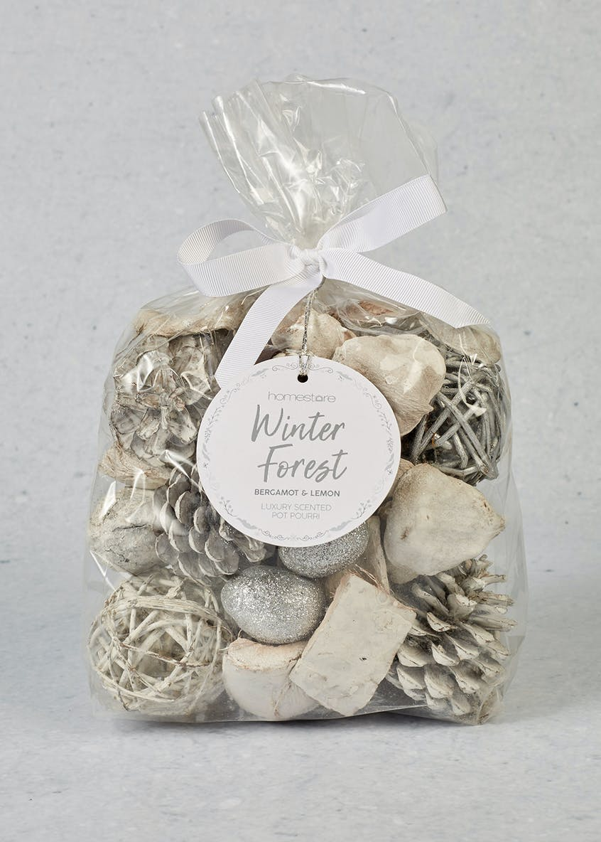 Winter Forest Christmas Potpourri