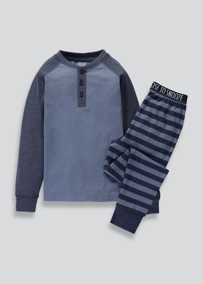 Boys Pyjama Set (4-13yrs)