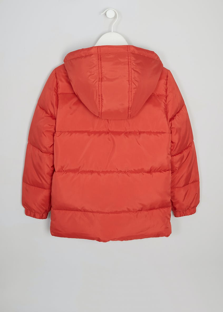 Boys Hooded Padded Coat (4-13yrs)