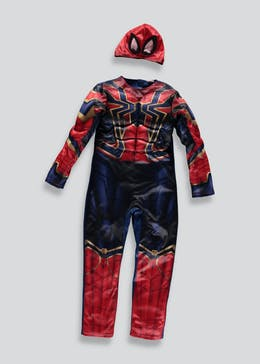 Kids Spider-Man Fancy Dress Costume (3-9yrs)