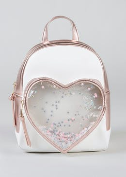Girls Floating Sequin Backpack