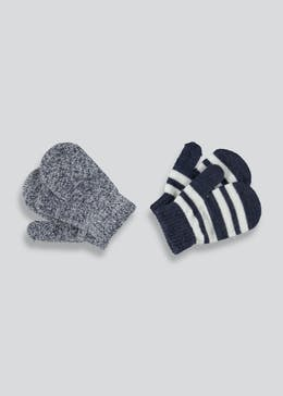 Unisex 2 Pack Magic Mittens (One Size)