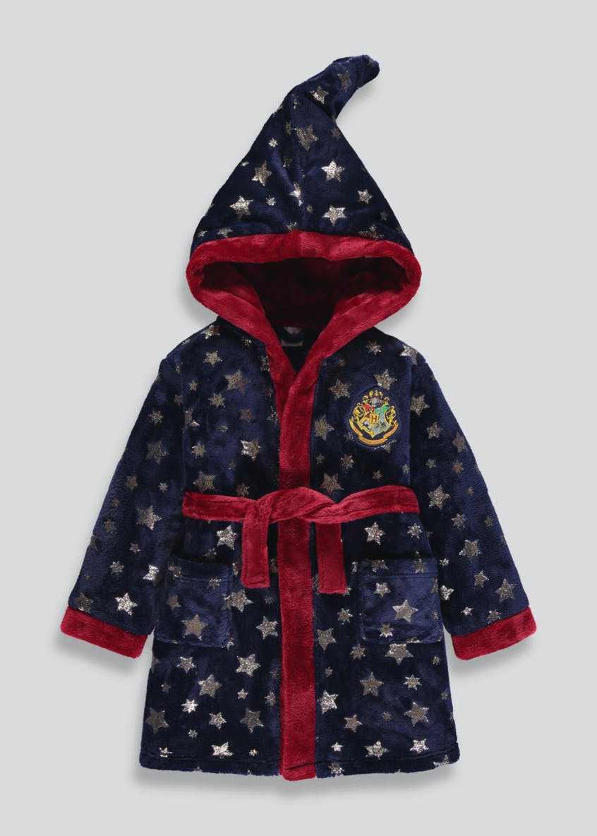 Kids Harry Potter Dressing Gown (5-12yrs)