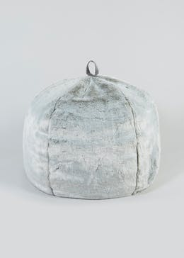 Faux Fur Bean Bag (89cm x 89cm)