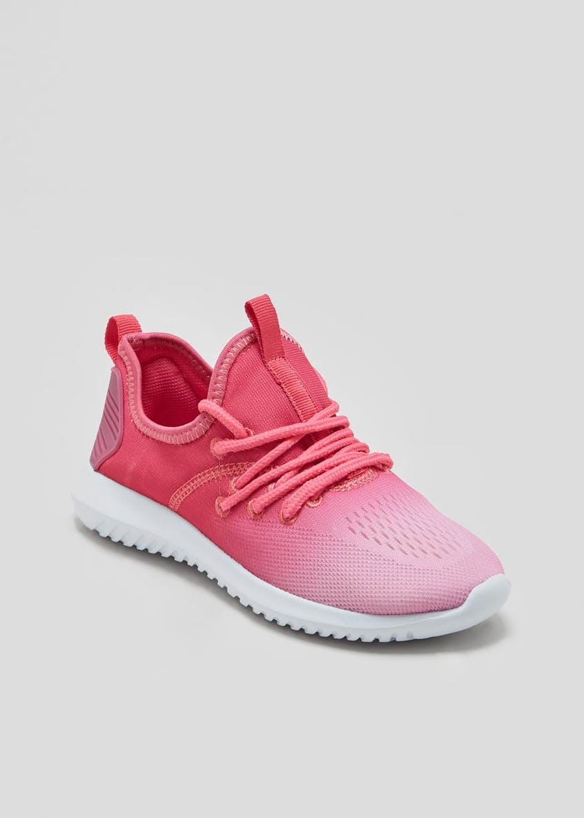 Girls Souluxe Ombre Sports Trainers (Younger 10-Older 5)