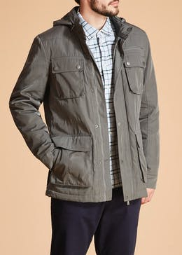 Lincoln Moorfield Longline Jacket