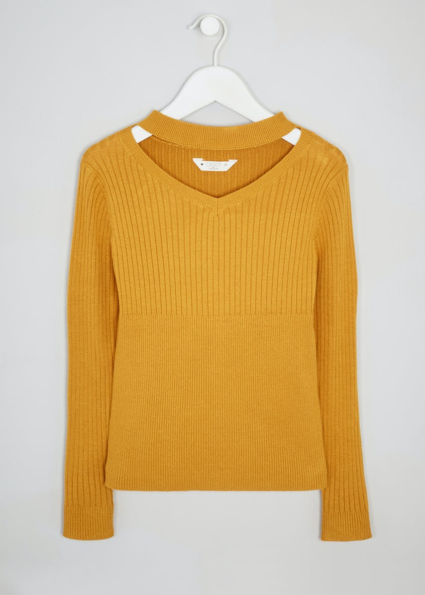 Girls Candy Couture Choker Jumper (9-16yrs)