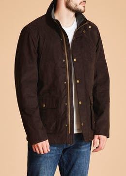Lincoln Heyworth Suedette Jacket