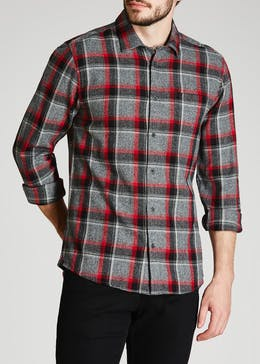 Long Sleeve Grindle Check Shirt