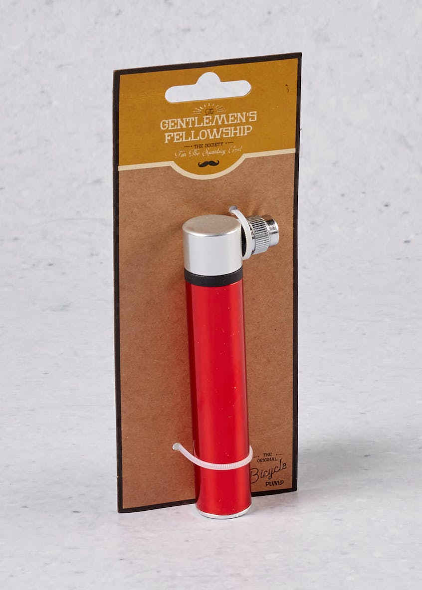 Metal Bike Pump (11cm x 2cm)