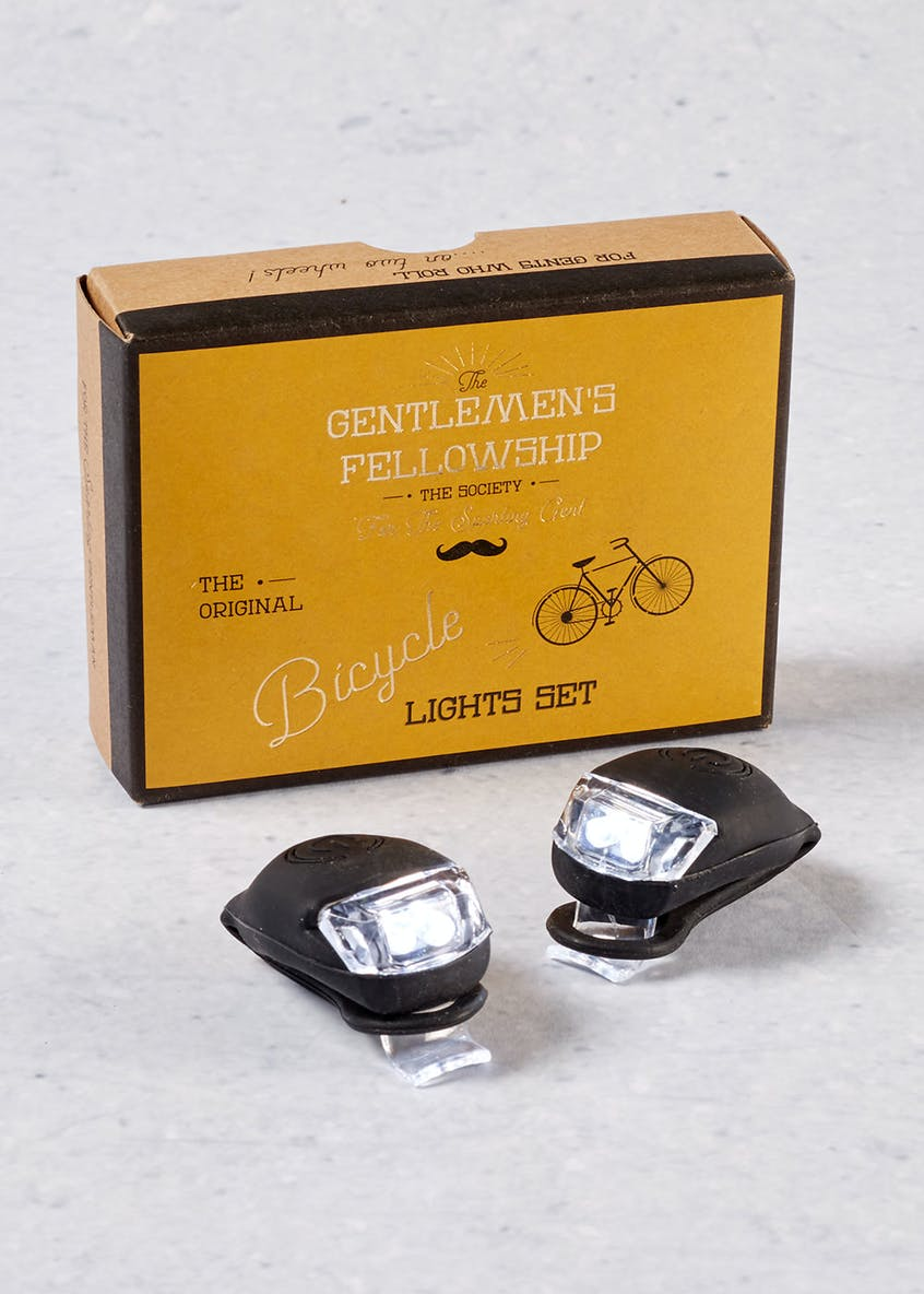Bike Lights (12cm x 9cm x 3cm)
