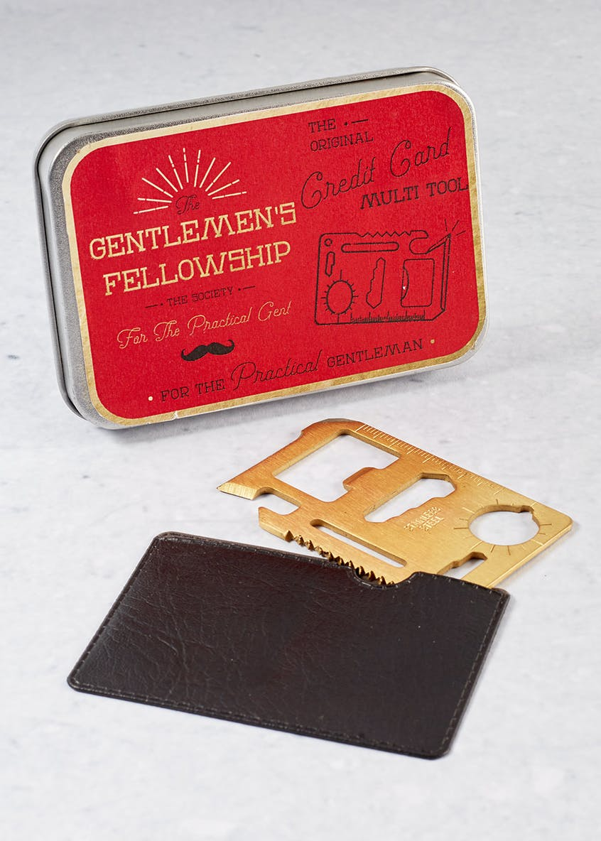 Credit Card Multi Tool (7cm x 5cm)