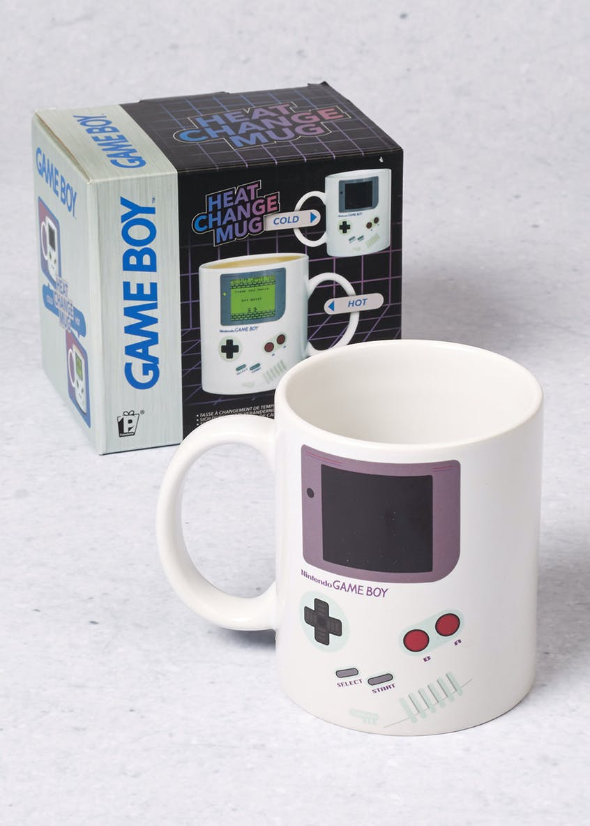 Game Boy Mug (12cm x 11cm x 9cm)