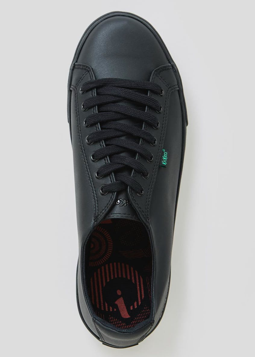 Kickers Tovni Leather Trainers